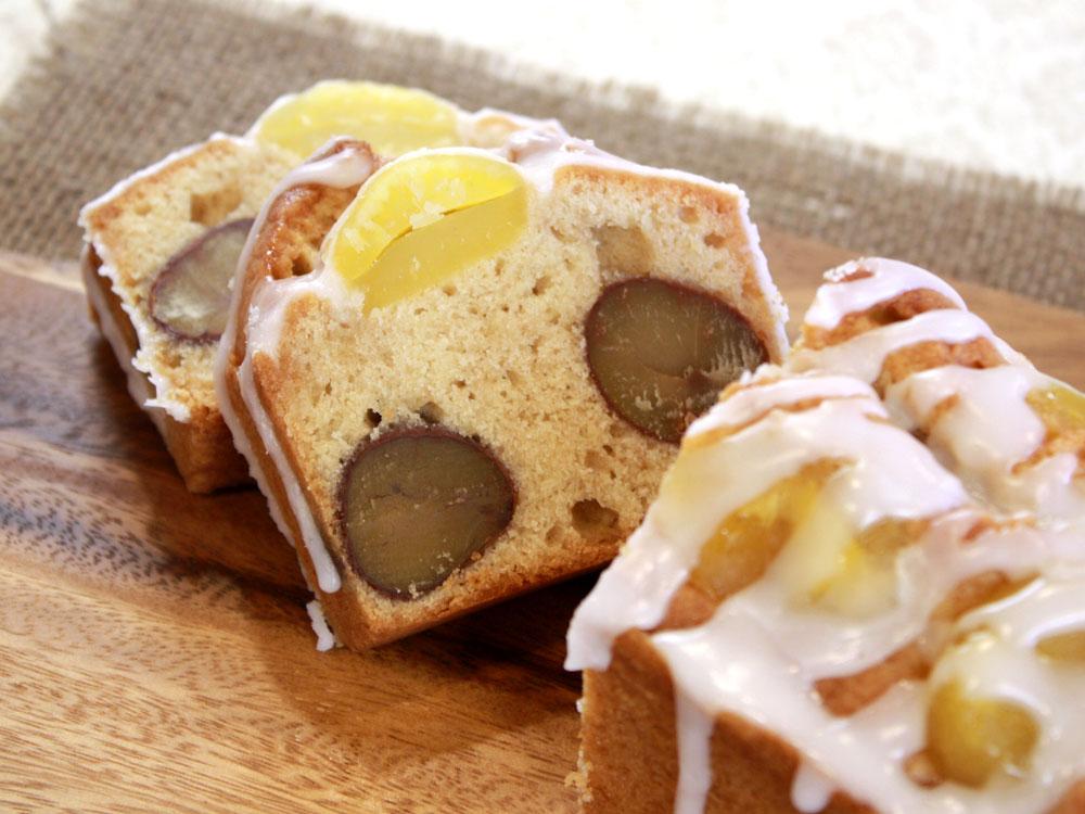 の ケーキ レシピ 栗