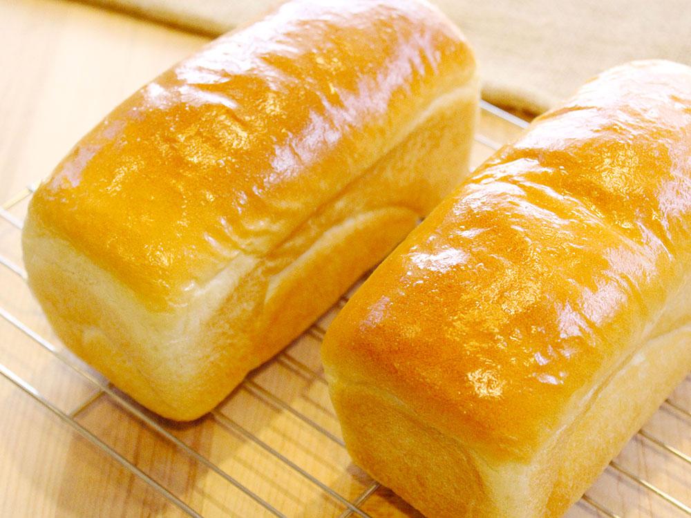 パウンド型で焼くワンローフ食パン