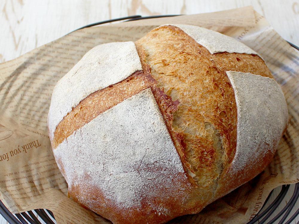 ハード パン レシピ